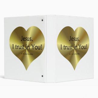 """Misericordia divina - """"confianza de Jesús I en ust"""