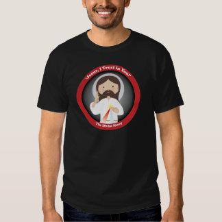 Misericordia divina de Jesús Playera