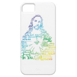 Misericordia divina iPhone 5 carcasa