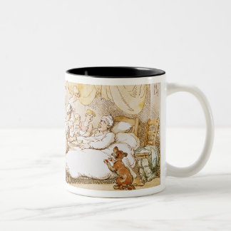 Miseries of Human Life: Introductory Dialogue Two-Tone Coffee Mug