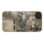 Misery, 1807 (etching) iPhone 4 Case-Mate case