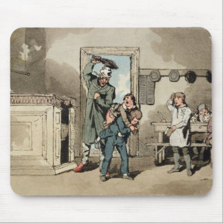 Misery, 1807 (etching) mouse pad