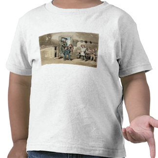 Misery, 1807 (etching) t shirt