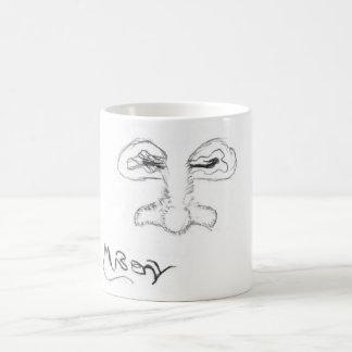 Misery Classic White Coffee Mug