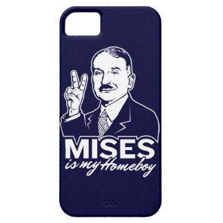Mises es mi Homeboy iPhone 5 Case-Mate Protector