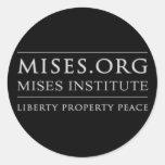 Mises.org  Sticker