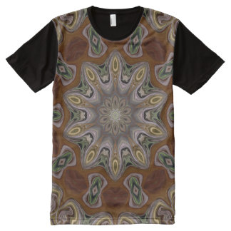Misfit. All-Over Print T-shirt