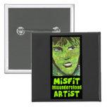 misfit button