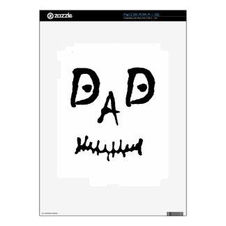 MISFIT DAD iPad 2 SKIN