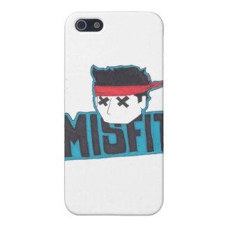 Misfit iPhone SE/5/5s Cover