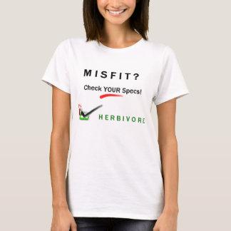 Misfit? Ladies Shirt