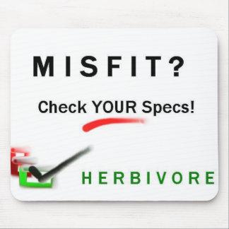 Misfit? Mouse Pad