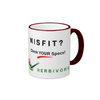 Misfit? Mug