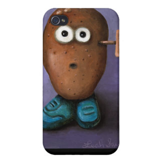 Misfit Potato 3 Covers For iPhone 4