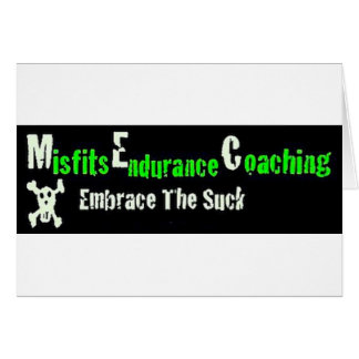 Misfit Schwaggle Card