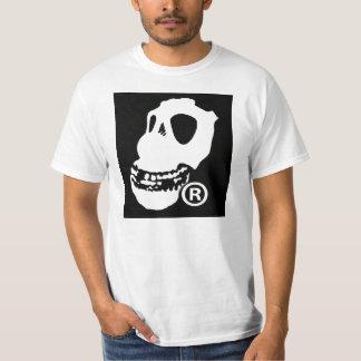 Misfit Skull Mask Logo T-Shirt