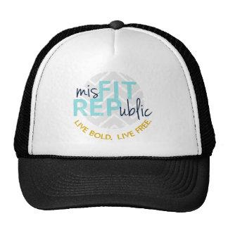 misFIT Trucker Hat Baby Blue