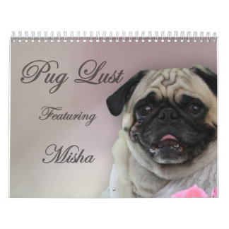 Misha para la lujuria del barro amasado, calendario