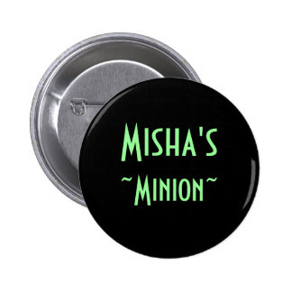 Misha's Minion (flair) Buttons