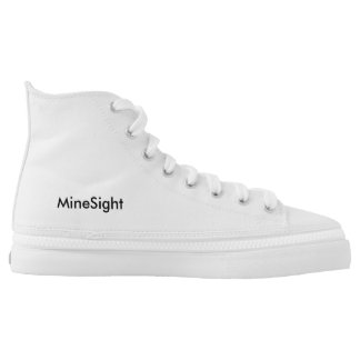 (MiSi) MineSight hightop tennis shoe