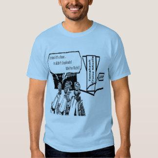 Misil de travesía de la hacha de guerra: 1,6 camisas