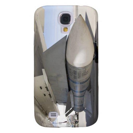Misiles de sobra de Phoenix de la marina de guerra Funda Para Galaxy S4
