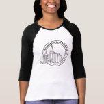 Misión de Arizona Gilbert y camiseta del templo Remera
