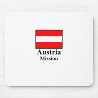 Misión de Austria Tapete De Ratones