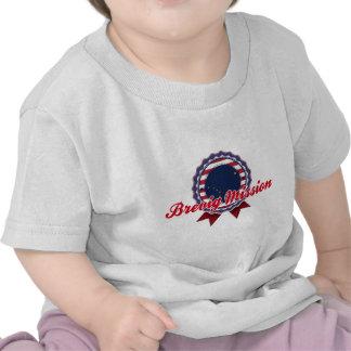 Misión de Brevig, AK Camisetas