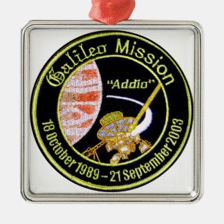 Misión de Galileo en Júpiter Ornato