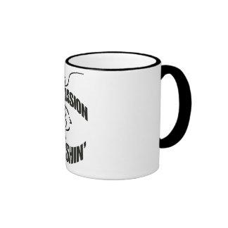 MISIÓN DE LA PESCA TAZAS DE CAFÉ