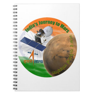 Misión de Mars Orbiter: ISRO Cuadernos