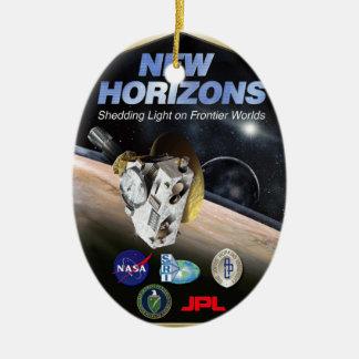 ¡Misión de New Horizons en Plutón! Adorno Para Reyes