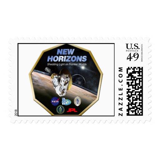 ¡Misión de New Horizons en Plutón! Envio