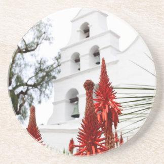 Misión de San Diego Posavasos Personalizados