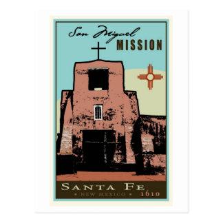 Misión de San Miguel Postal
