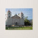 Misión de Santa Barbara, California Puzzle