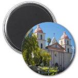 Misión de Santa Barbara Imán De Nevera