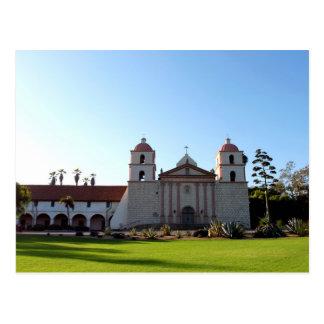 Misión de Santa Barbara Postal