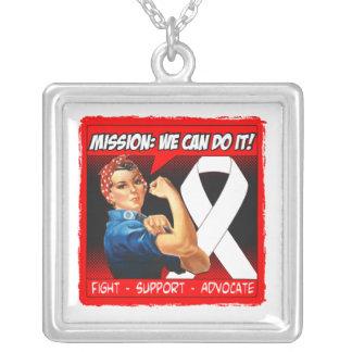 Misión del cáncer de Retinoblastoma podemos hacerl Grimpolas Personalizadas