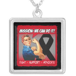 Misión del cáncer del melanoma podemos hacerla joyerías