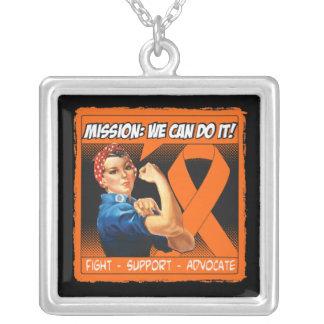 Misión del cáncer v2 del riñón podemos hacerla colgantes personalizados