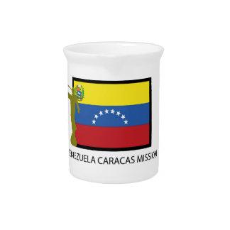 MISIÓN DEL CTR DE VENEZUELA CARACAS LDS JARRA DE BEBER