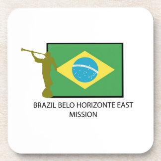 MISIÓN DEL ESTE LDS DEL BRASIL BELO HORIZONTE POSAVASOS