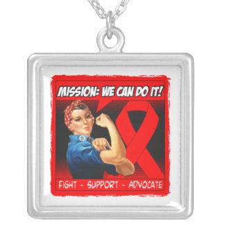 Misión del SIDA podemos hacerla Joyeria Personalizada