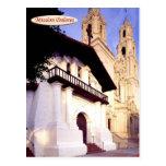 Misión Dolores, San Francisco, California Tarjeta Postal