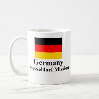 Misión Drinkware de Alemania Duesseldorf Taza