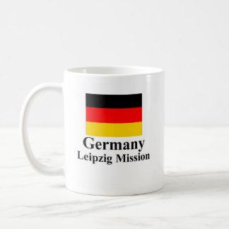 Misión Drinkware de Alemania Leipzig Taza De Café