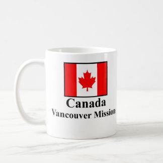 Misión Drinkware de Canadá Vancouver Taza