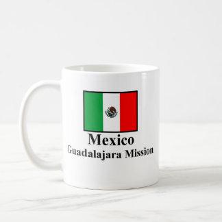 Misión Drinkware de México Guadalajara Taza Clásica